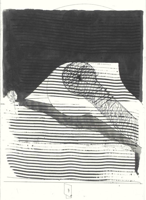 Untitled (from the portfolio T.O.A.H) by Thomas Scheibitz