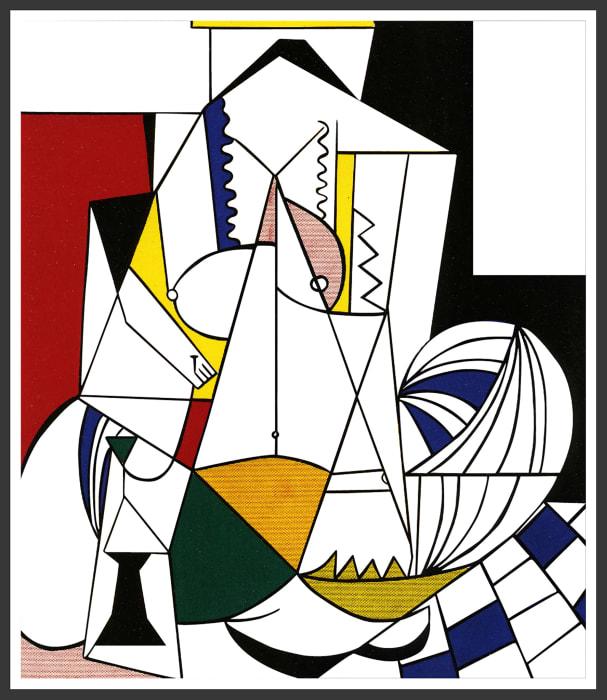 Untitled (Femme d'Alger) by Jose Dávila