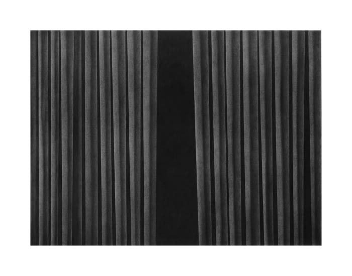 Curtain IV by Jorge Méndez Blake
