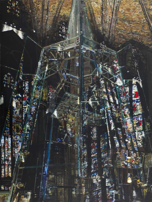Church in the Mirror by Yuan Yuan