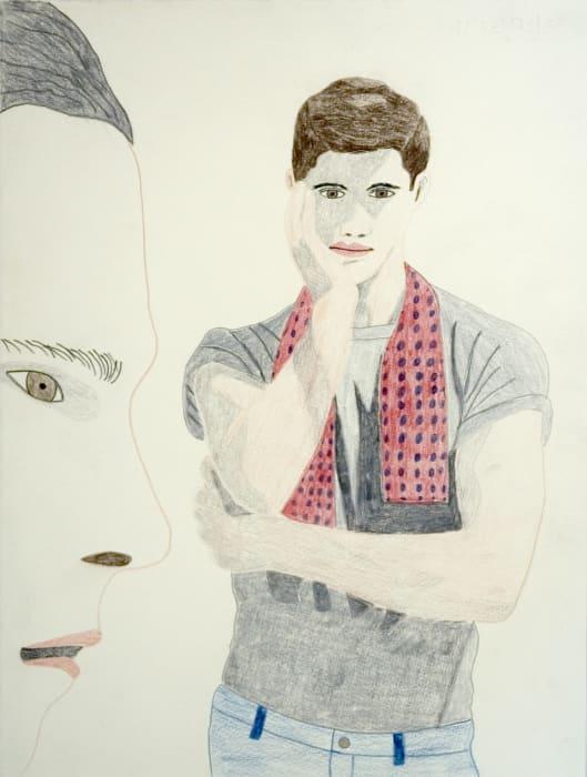 Friends series by Jean Crotti