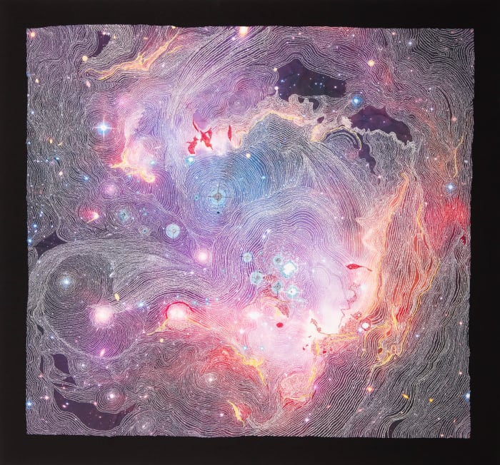 Galaxies by Véronique Arnold