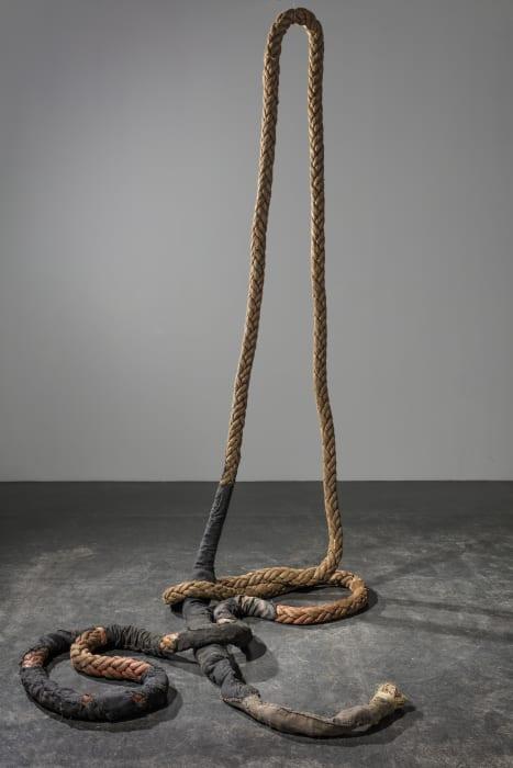 Rope by Magdalena Abakanowicz