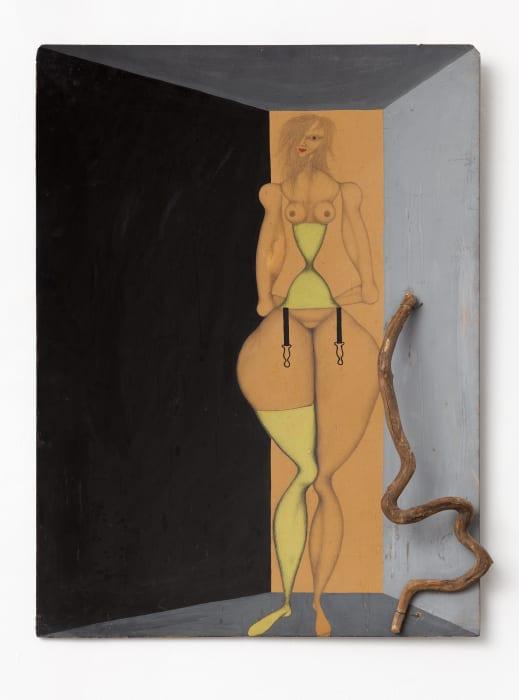 Nude by Edward Krasinski