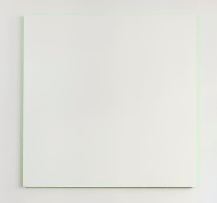 Untitled (HZ 2000-020) by Heimo Zobernig