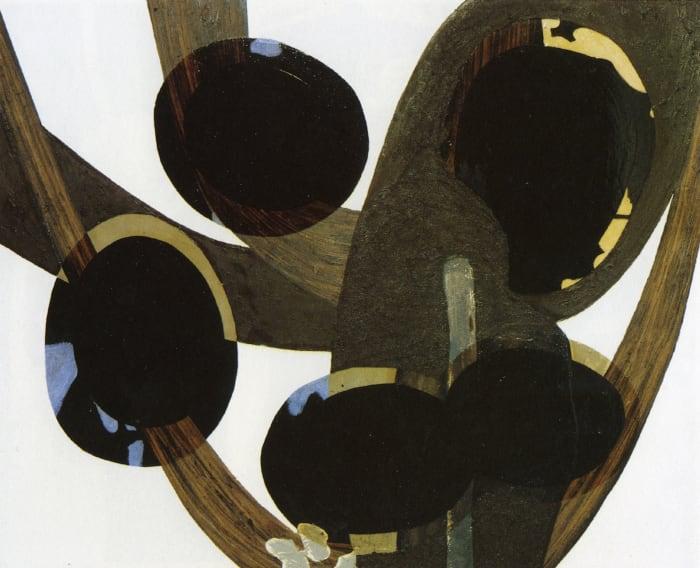 Untitled by Charline von Heyl
