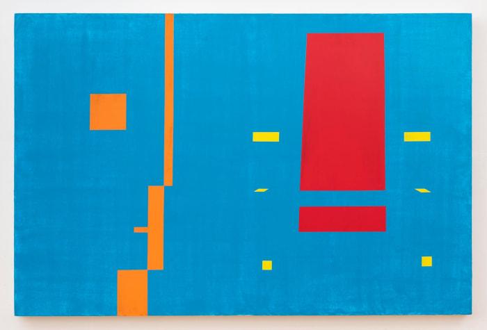 Bauhaus Still Looking to De Stijl by David Diao