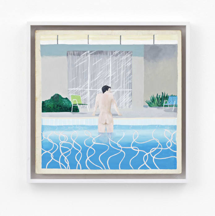 A Good Idea Is A Good Idea (Hockney) by Dan Rees
