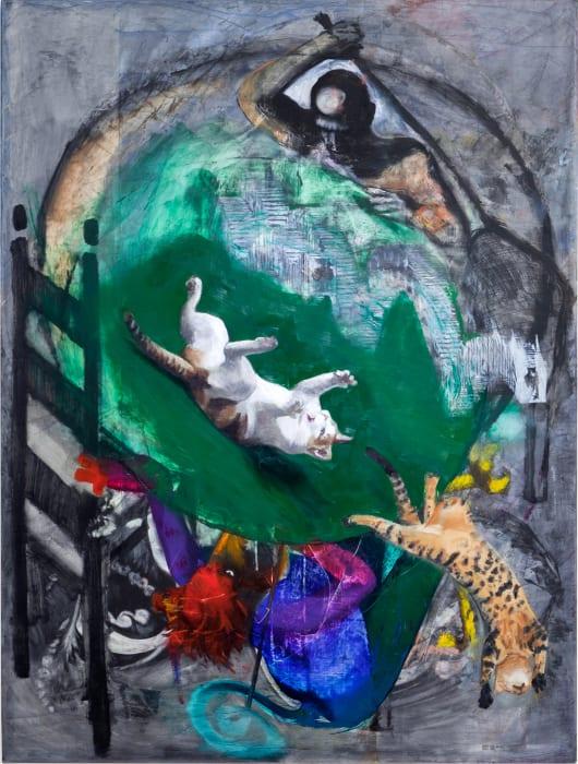 Cat Catcher by Van Hanos