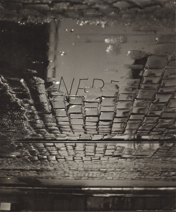 """""""Nebe (Heaven)"""", from the series """"Interpreted by Word"""" by Dalibor Chatrný"""