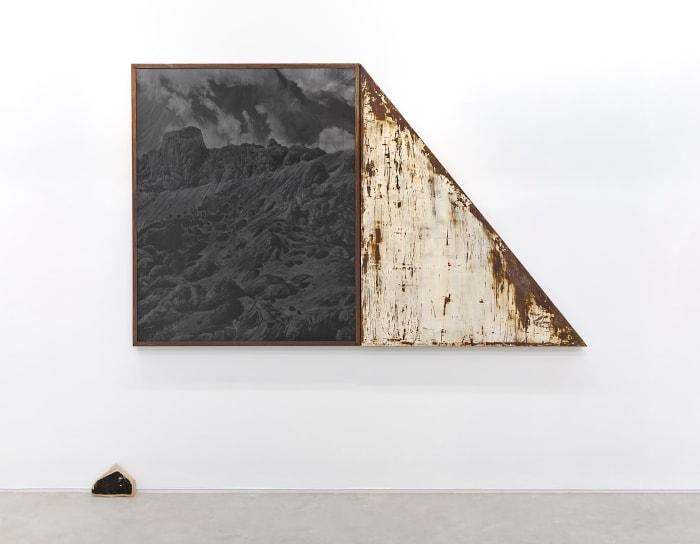 BLEEDING - Fields of Tension 1 by Marcelo Moscheta