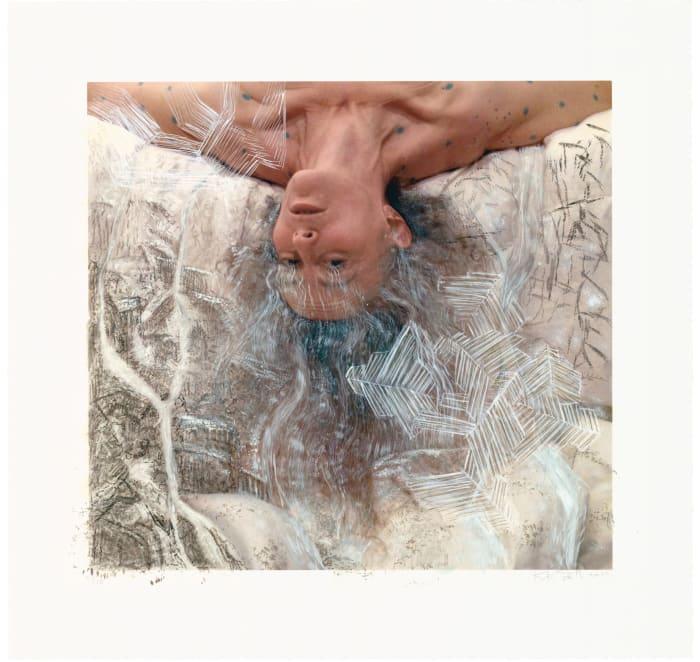 The Falls I by Kiki Smith