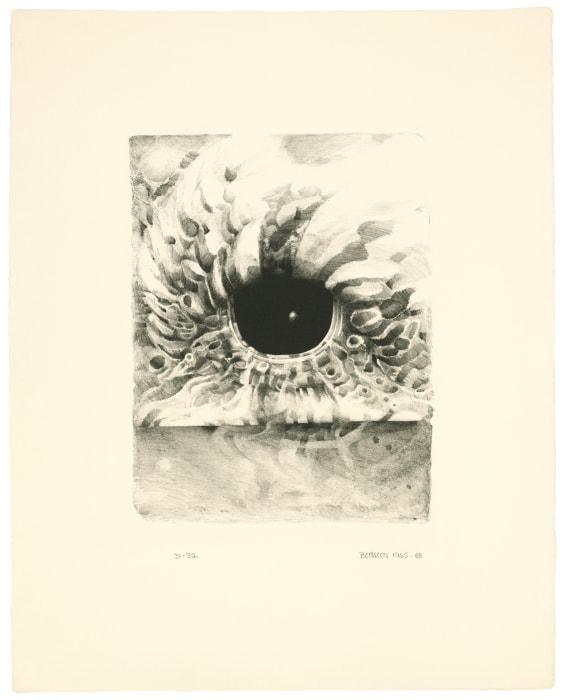 Eighth Stone by Lee Bontecou