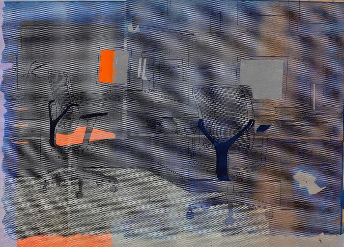 Office2 by Cui Jie