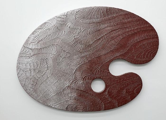 调色板—冷酷棕 / Palette—Cold Brown by Guan Xiao