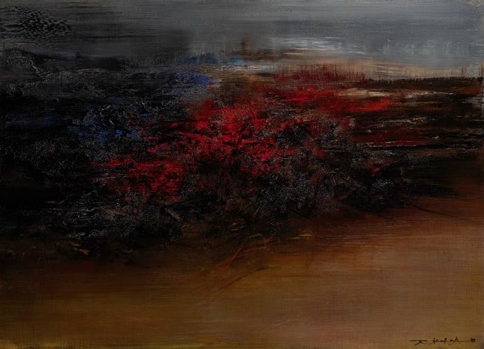 16.4.62 by Zao Wou-Ki