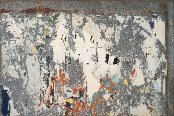Come un Muro by Mimmo Rotella
