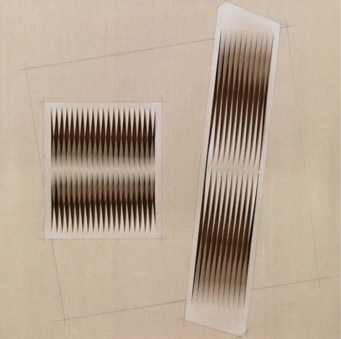 Incontri dinamici by Alberto Biasi