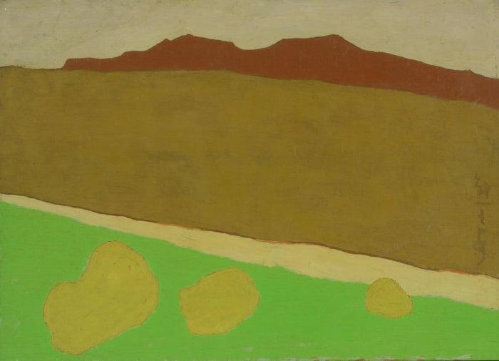 Highland Fall by Morikazu Kumagai