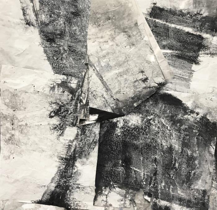 Dissected Surface 剖面 by Zheng Chongbin