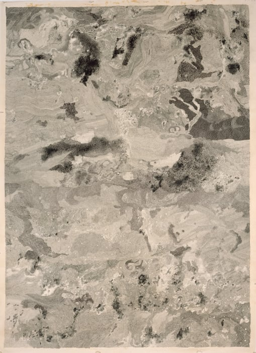 A Freezing Cold Painting by Yoshio Kitayama