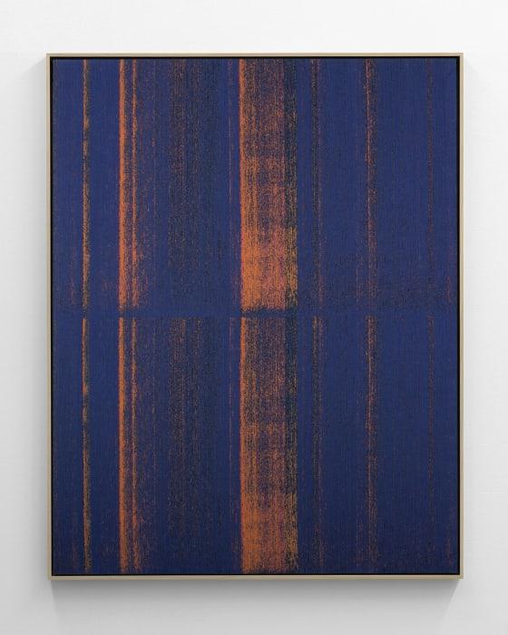 Negative Entropy (Caledonian Dye Works, Double, II) by Mika Tajima