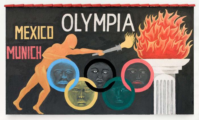 Olympia by Charles Felix by Pentti Monkkonen