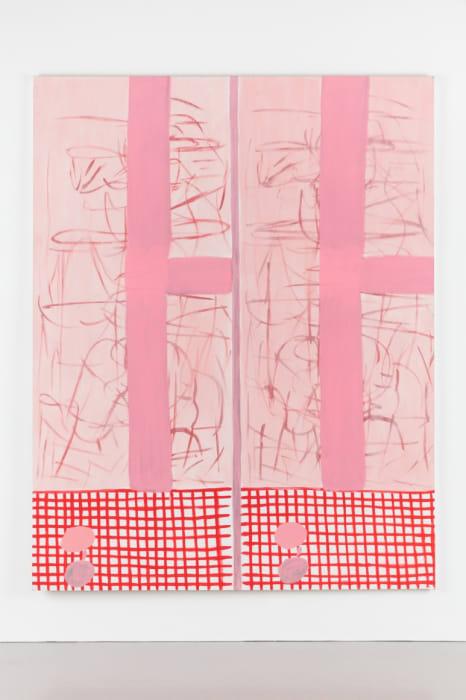 Untitled by Bernard Piffaretti