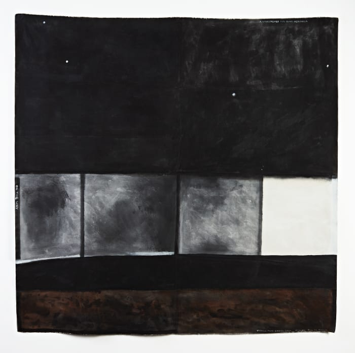 A Handkerchief for St Veronica by Colin McCahon