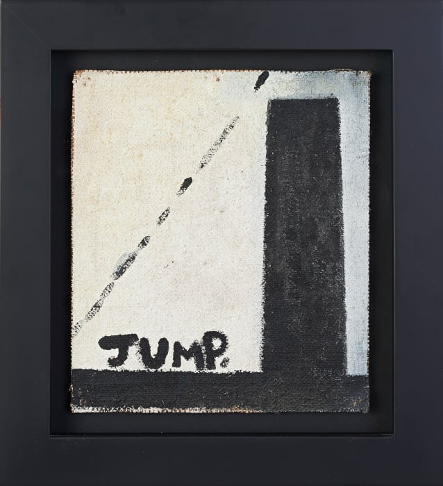 Jump by Colin McCahon