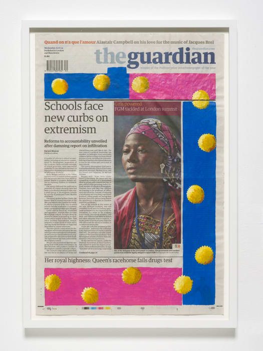 Negative Positives: The Guardian Archive by Lubaina Himid
