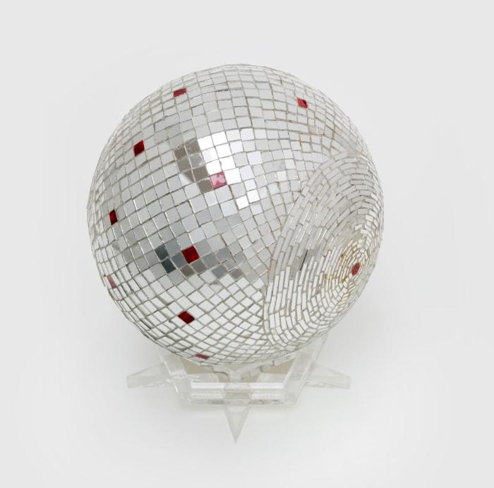 Mirror Ball by Monir Farmanfarmaian