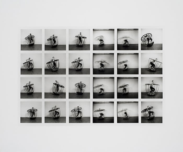 Proto-Sisyphus by Jana Sterbak