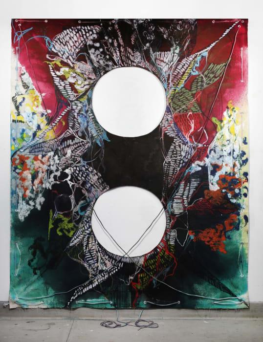 Untitled (Poles) by Naotaka Hiro