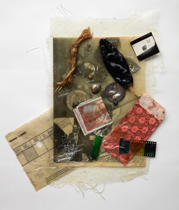 Alien Ambassador, Souvenir (Rope) by Barbara T. Smith