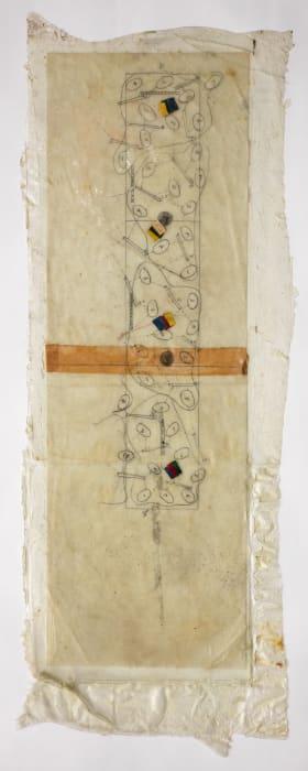 Field Piece Schematic by Barbara T. Smith