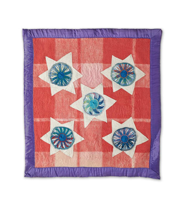 N/T (Blankets Series) by Feliciano Centurión