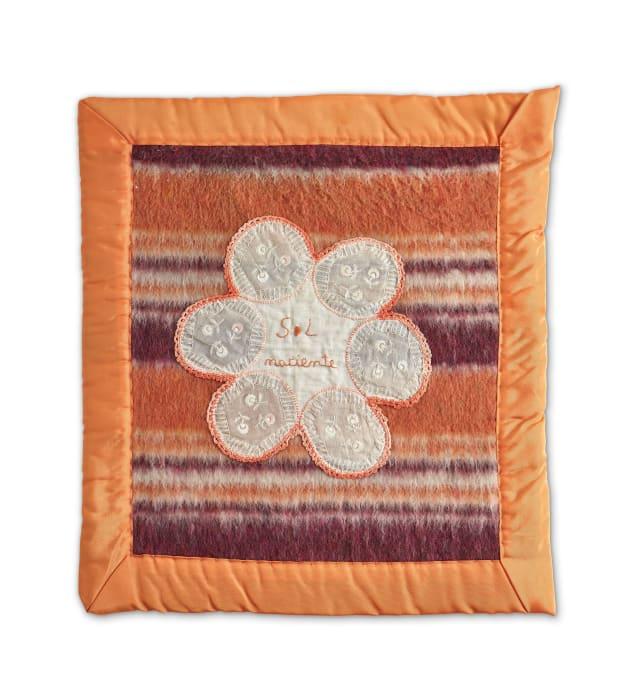 Sol naciente (Blankets Series) by Feliciano Centurión
