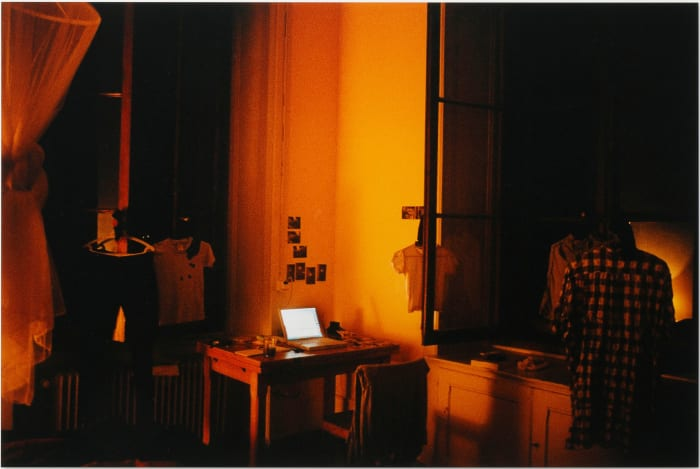 Our Bedroom (Night) by Yurie Nagashima