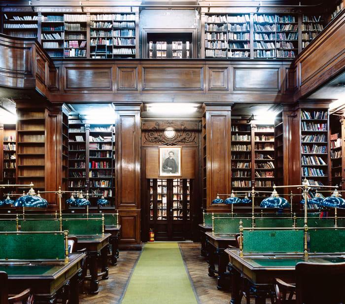 Colegio Nacional de Buenos Aires III by Candida Höfer