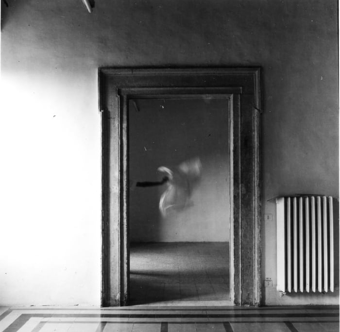 From Angels Series by Francesca Woodman
