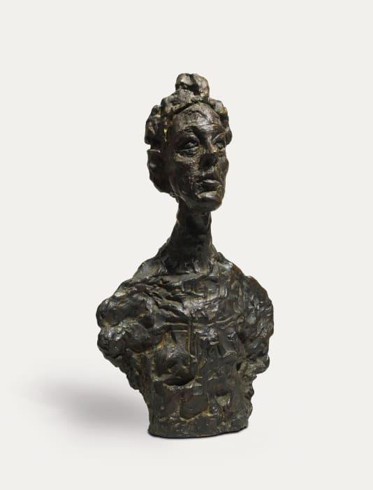 Annette: Venise by Alberto Giacometti