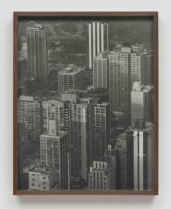 Skyscrapers by Elad Lassry