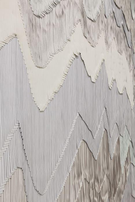 Periaqueductal Gray (detail) by Jurgen Ots