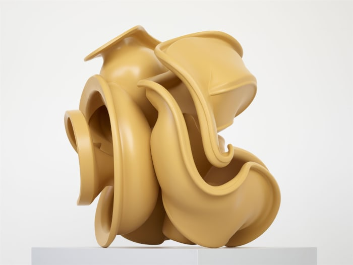 Early form by Tony Cragg