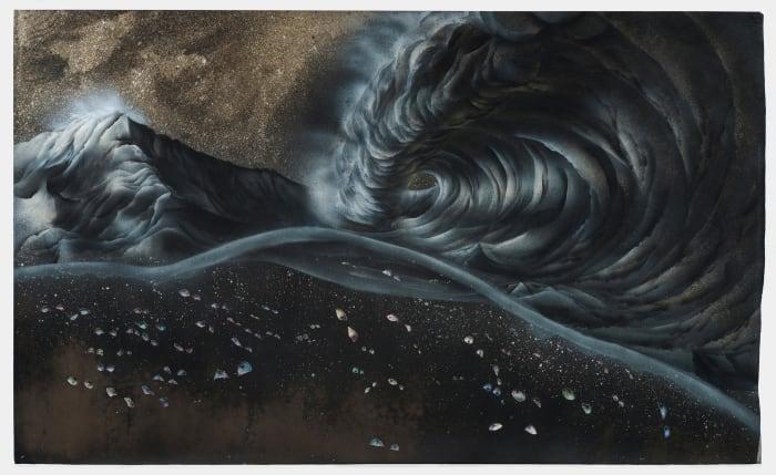 The Slave Ship Zong by Edgar Arceneaux