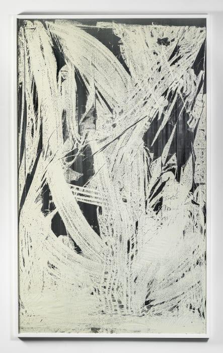 Egret White (To Get Strong) by Pamela Rosenkranz