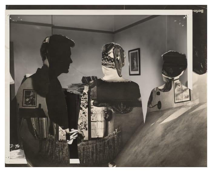 Double Shadow LIII by John Stezaker