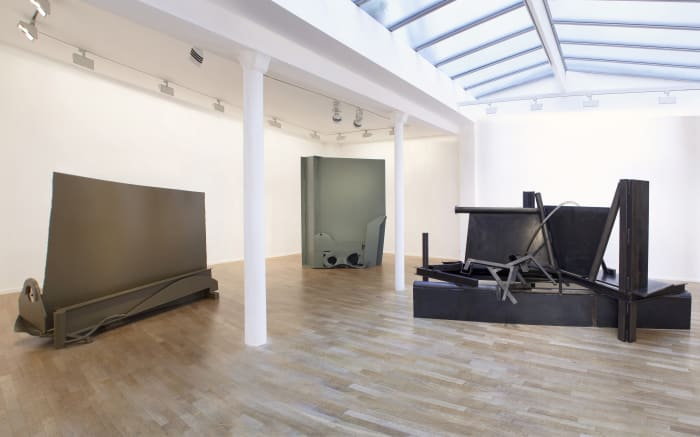 Last Works by Anthony Caro