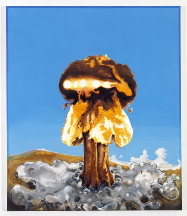 Atomic Bomb by Verne Dawson